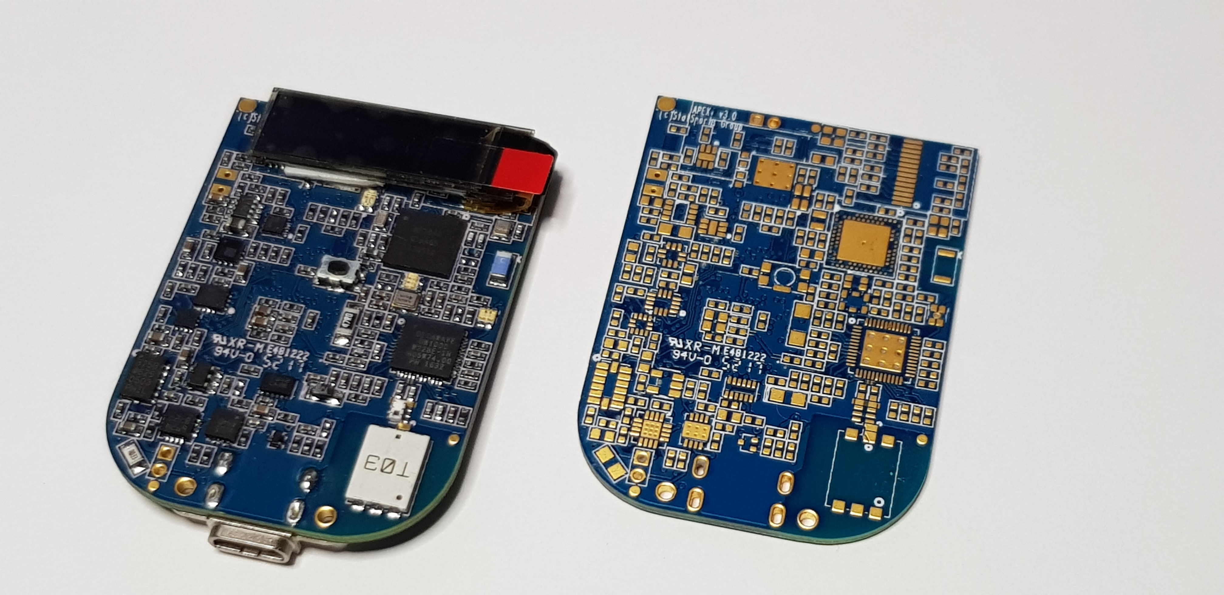 China Pcbpcb Prototypefast Prototype Pcbs Aluminum Custom To 16 Layers Pcb Circuit Board Manufacturer Sports Wearable Tracking Device Florin Stroiescu With Assembly Jose Alba Corona